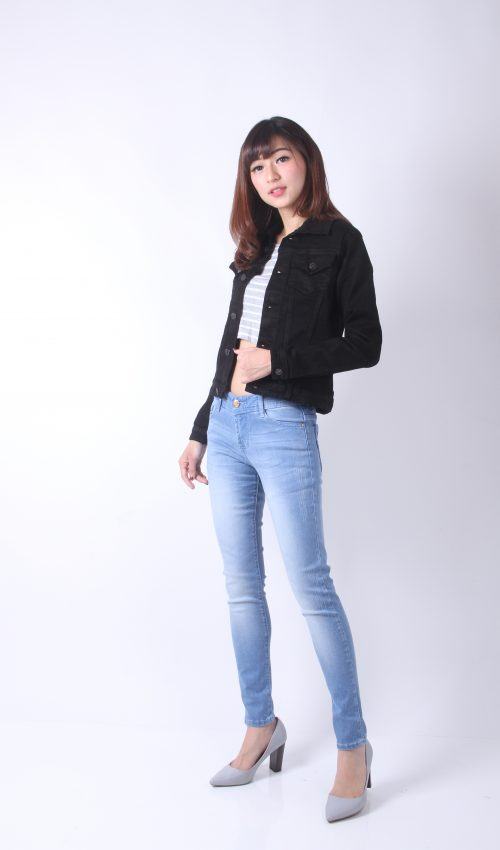 3. DENIM JAKET 80120 - Jaket Denim